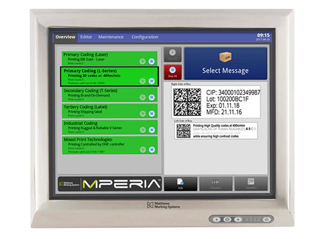 MPERIA® Universal Print Controller
