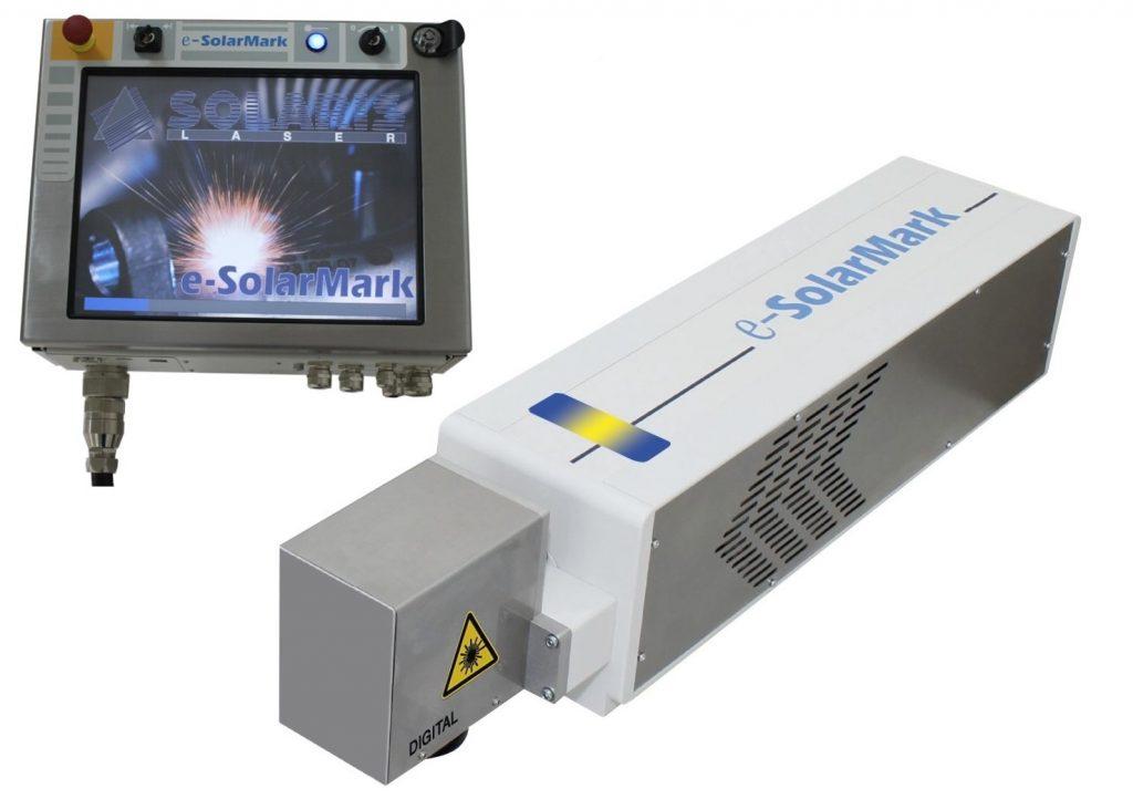 eSolarMark+ 30W Laser coder