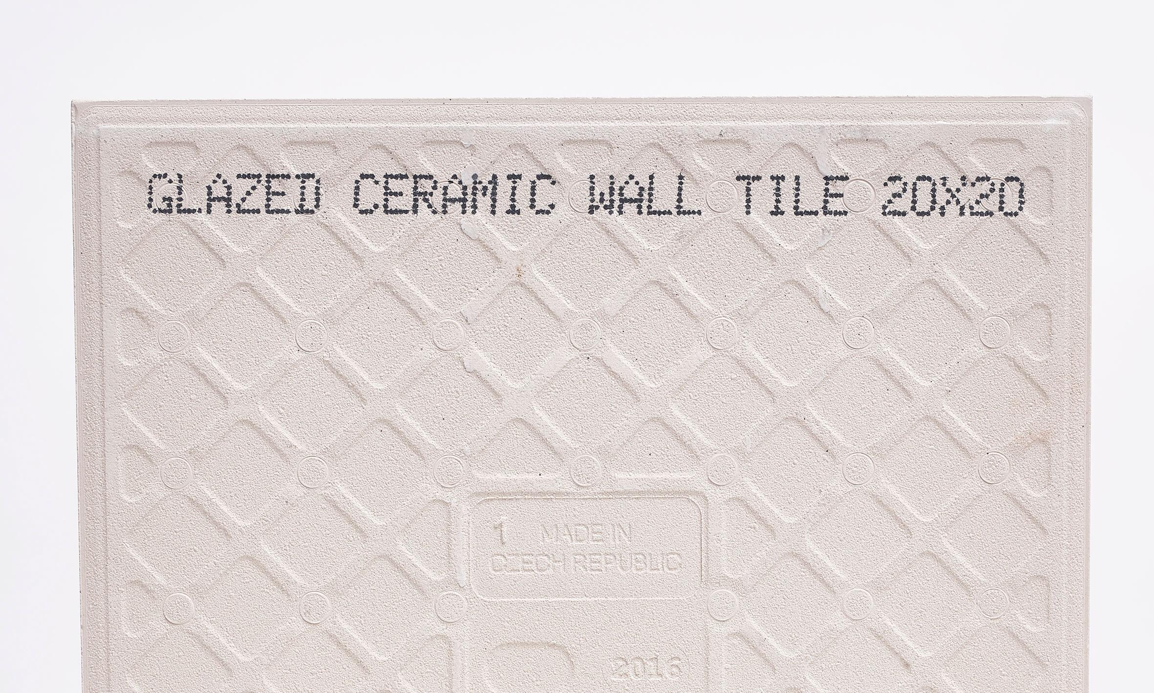 viajet v-series inkjet print on ceramic, tile