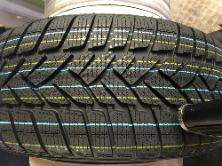 tire tread rubber marking and striping multiple colors
